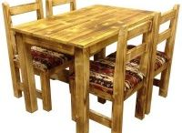 Ahşap Masa Sandalye Pazarı