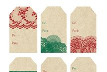 Cards & Tags / by J'nette At PrettyThings