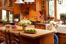 Kitchens / by Joannie Young