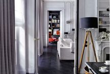 Spaces - Dream Interiors / How I would like my future house/apartment to look...