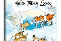 Toupoil / Toupoil, le héros de la série BD jeunesse et animalière baptisée... Toupoil !