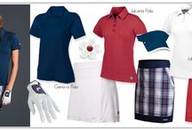 Patriotic Golf / Rock the red, white and blue this summer! / by Golf4Her