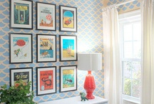 Kids Spaces / Rooms and decor for babies to teens