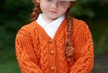 little girls knits