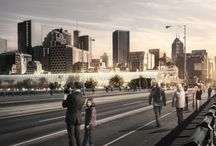 The Flinders Station Winning Proposal by Herzog & De Mouron / Precedent