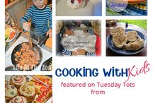Tots cooking / by Katie Mcloughlin