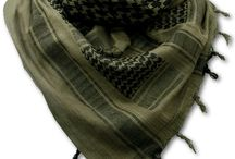 [Military] Scarves, gloves, other