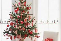 Holiday decor idea / Holiday decor idea that i personally like