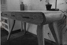 meubles ecologique vintage design