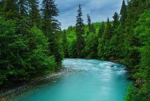 Rijeka teče / by Hevel Cava ♚♌