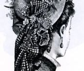 Head Coverings of Yesteryears / by Carriann Cole