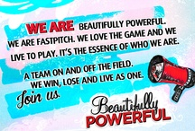 "Beautifully Powerful / Our idea of what ""Beautifully Powerful"" means. Got any beautifully powerful Fastpitch images you want to share? Pin them here. / by Louisville Fastpitch"