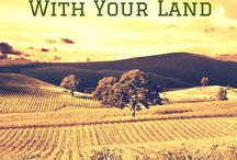 Farm, Homestead: Articles/Info