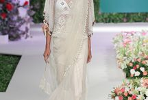 Varun Bahl India Couture Week 2016 / Varun Bahl's Couture 2016 collection is for brides who love the sweetness of weddings. Think floral motifs in autumn hues, delicate embroideries and lots of feminine colours such as ivory, blush, peach and pinks. Bridelan - Personal Shoppers, Style & Luxury Consultants for Indian/NRI weddings. Website www.bridelan.com