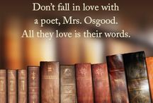 Favorite Quotes for National POEtry Month / Poetry and National Poetry Month