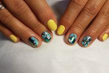 я / nail art designs