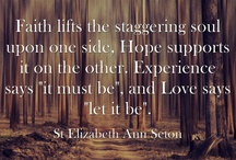 Our Saints - Elizabeth A. Seton