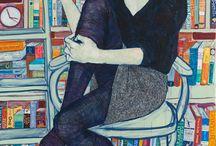 Artist: Hope Gangloff / #art #arte #contemporaryartist #artist #hopegangloff #contemporaryart #미술 #화가