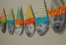 1st Birthday ideas / by Elaine Wheeler