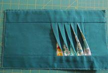 Fabric Manipulation / by Ashley Littlehorn