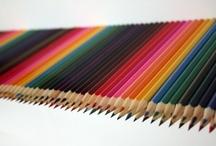 Spectrum / by Fluffykira