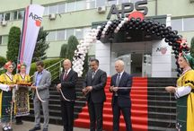 Inauguration_APS_Industrial park_October 2016 / Inauguration of APS Industrial park and distributors convention