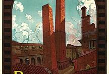 Bologna | Vintage Sights / We want you fall in love with Bologna as we are // Vogliamo farvi innamorare di Bologna quanto lo siamo noi  / by Al Cappello Rosso Hotel Bologna