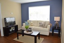 Apartment Living / Take a quick peek at one of our units.