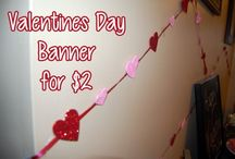 Valentines / Valentine Decor, DIY's, and everything related to this LOVE day!