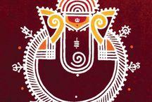 Rangoli - A colourful art