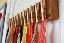 Garde-robe - Rangement