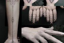 Tatts / Ink on yo skin!.. thats for life... kinda..