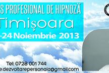 Traininguri si Workshopuri de Hipnoza / Afisul Trainingului Profesional de Hipnoza de la Iasi - 8-15 Decembrie 2013