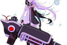 anime girl cool