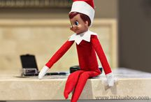 Elf on the Shelf / by Amanda Conroy