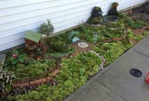 Fairy Garden Spaces