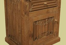 Oak Bedroom Furniture, Reproduction / Traditional and period style oak bedroom furniture, including bedside cupboards, dressing tables, chest of drawers, wardrobes and clothes presses.  - See more at: http://www.earlyoakreproductions.co.uk/furniture/bedroom/bedside-cabinets/