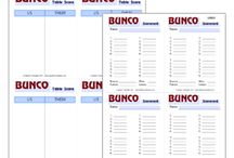 Bunco / by Tamra Green