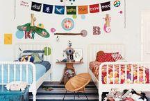 House Love - Shared Room ideas