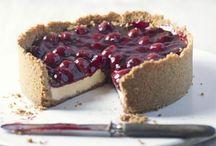 Sweet Treats and Cakes