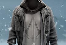 Assassin clothing