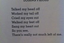Poetry I Find Amusing