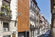 Infill architecture