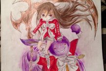 Anime and Miart / I am new to pinterest! Hope we can be friends ❤️