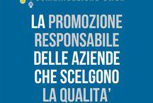 Clienti / Le Aziende e le Attività di RETE D'ITALIA che hanno sottoscritto il Decalogo per la Promozione Responsabile e la Comunicazione Etica.