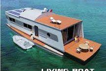 Houseboat Style