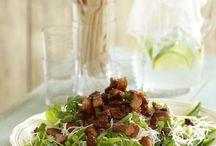 Pork Recipes / A variety of pork recipes using a variety of pork cuts