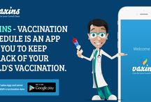 Vaxins Reminder App / ‪‎Download‬ this ‪‎application‬ now & keep track of your child's Vaccination Schedule‬.Don't be late, ‪‎save‬ the date to vaccinate‬.