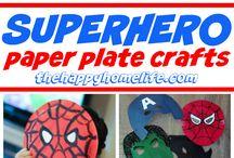 Summer daycare crafts