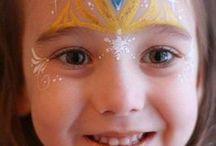 Maquillaje fiesta infantil